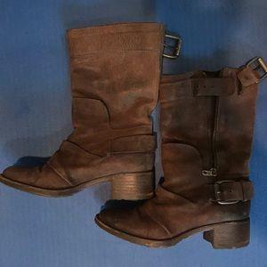 Vera Wang Lavender Boots